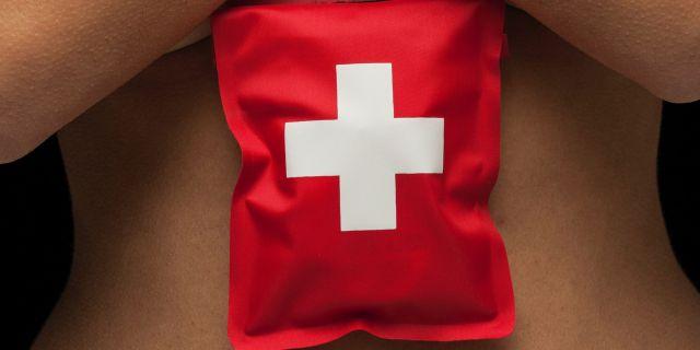 Brandutbildning med hjärt- och  lungräddning