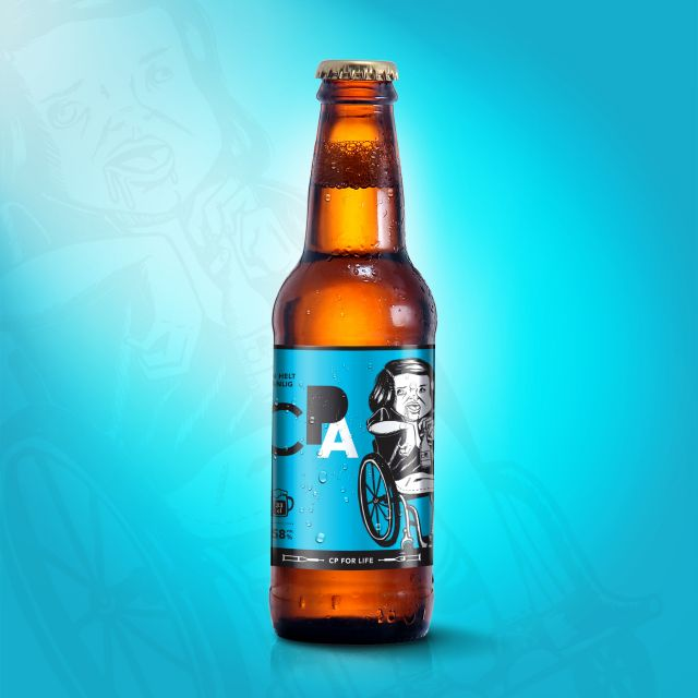 En helt vanlig CP-öl